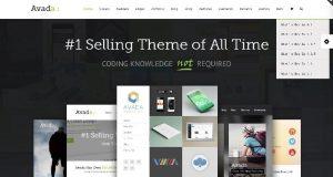 WordPress企业主题:Avada企业主题,功能超级强大